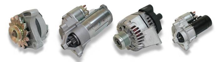 Motorini / Alternatori
